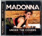 MADONNA : UNDER THE COVERS - 20 TRACK CD ALBUM